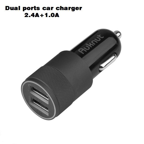 Dual ports Car Charger